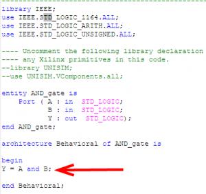 edit_VHDL